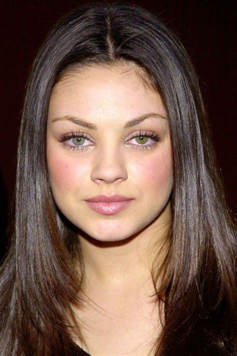 Mila Kunis, Before and After | Models, Editor and Beauty