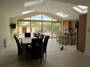 house renovation and extension - Contemporary - Dining