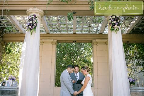 alcazar garden balboa park wedding sneak peek