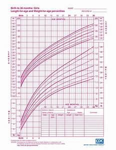 Pediatric Growth Chart Birth To 36 Months Growth Chart Child From Birth To 20 Years Boys And Girls