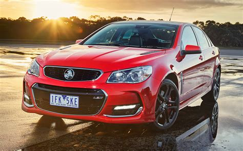 Holden Commodore Ss V Redline (2015) Wallpapers And Hd