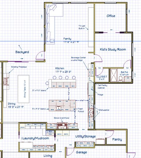 kitchen with island layout need help with kitchen island layout island bad