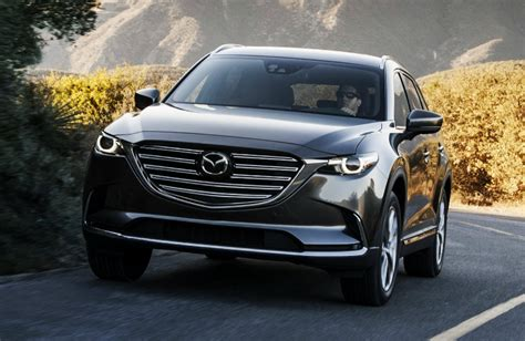 What Are The Safety Features In The 2018 Mazda Cx-9?