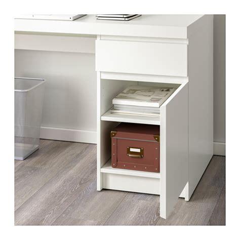 Ikea Malm White Office Desk by Malm Desk White 140x65 Cm Ikea