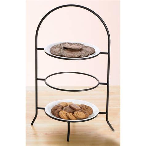 amazoncom creative home   tier dinner plate rack   tier server kitchen dining