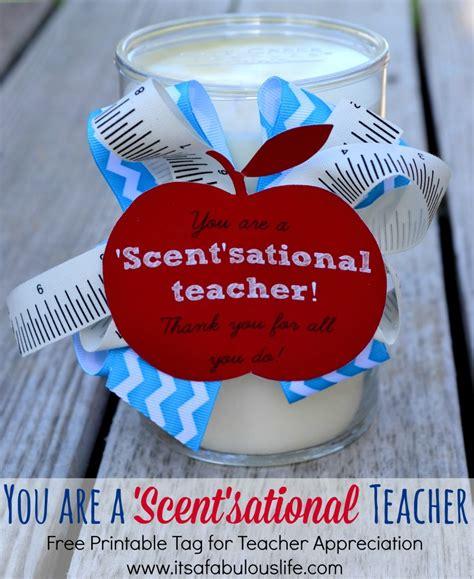 teacher appreciation week ideas nobiggie