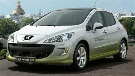 peugeot cars diesel peugeot 308 diesel hybrid for 2010