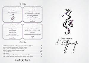 épuré En Anglais : cr er menu de restaurant exemple et mod les de cr ation menus de restaurant ~ Medecine-chirurgie-esthetiques.com Avis de Voitures
