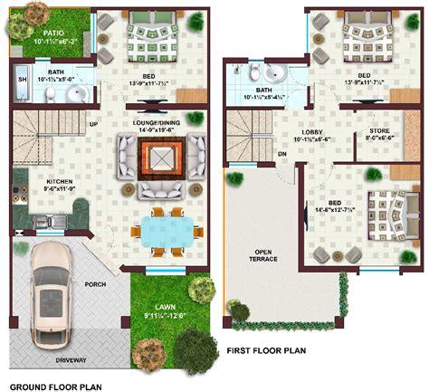 5 Marla House Floor Plans  Home Deco Plans