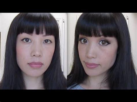 big eyes asian makeup tricks youtube