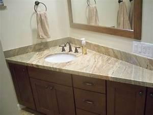 Black granite bathroom vanity countertop with rectangle for White bathroom vanity with black countertop