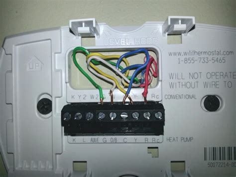 Stage Honeywell Thermostat Wiring Diagram