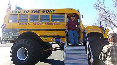 Bad To The Bone Monster Truck Part Ii Youtube
