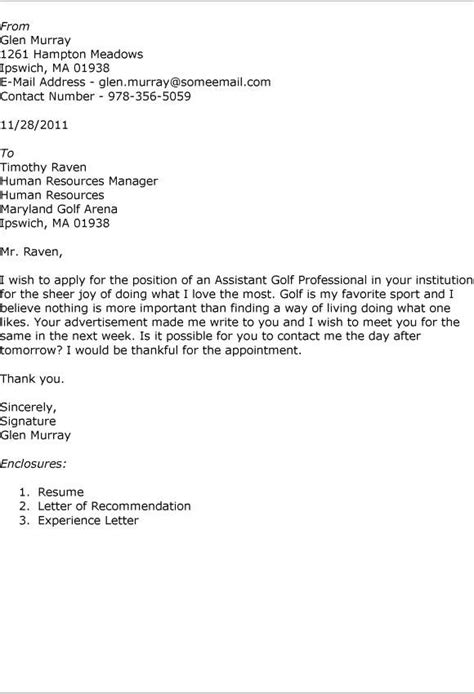 Exles Of Professional Cover Letters For Employment by Best Photos Of Professional Cover Letter Exles 2013