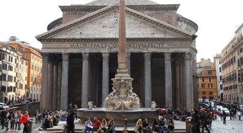 pantheon ingresso roma al pantheon arriva il ticket l ingresso sar 224 a
