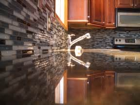 kitchen glass tile backsplash unique gift idea glass kitchen backsplash