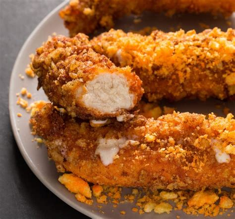 See more ideas about recipes, chicken tender recipes, chicken recipes. Cheetos Chicken Fingers | Recipe | Food recipes, Chicken ...