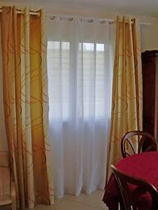 Tissus Pour Double Rideaux : cr ation de double rideaux d coratrice brest finist re vanessa ris 02 90 91 19 68 ~ Melissatoandfro.com Idées de Décoration