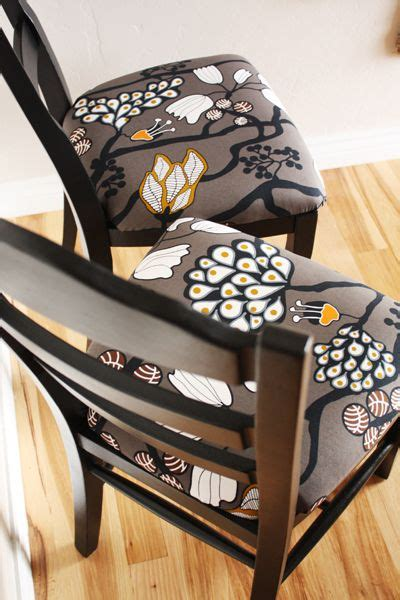 recover dining chairs ideas  pinterest