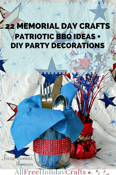 Memorial Day Party Decoration Ideas