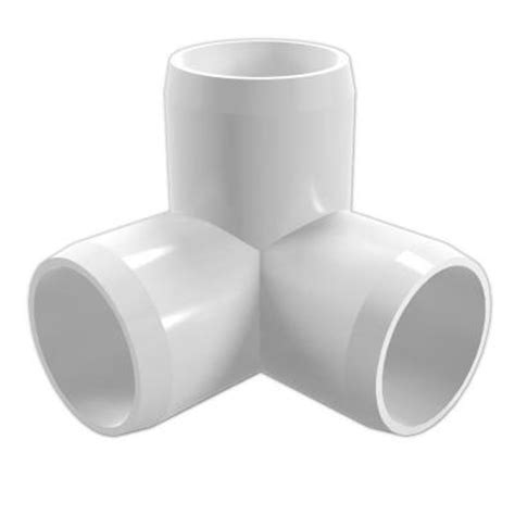 Formufit 112 In Furniture Grade Pvc 3way Elbow In
