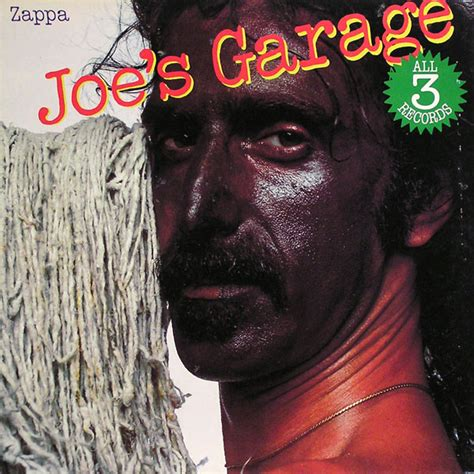 frank zappa joe s garage zappa joe s garage acts i ii iii vinyl lp album