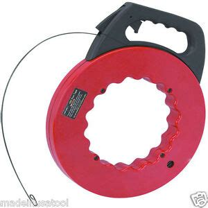 Electrician Spring Steel Fish Tape Electric Wire Coax
