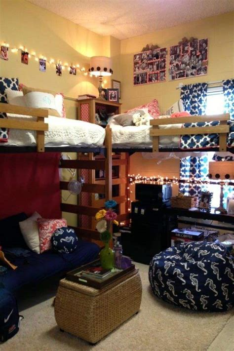 college   dorm room decor ideas storage diy