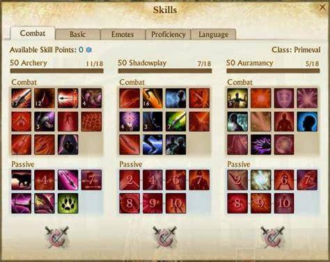 archeage primeval build keybinds ui guide gameku