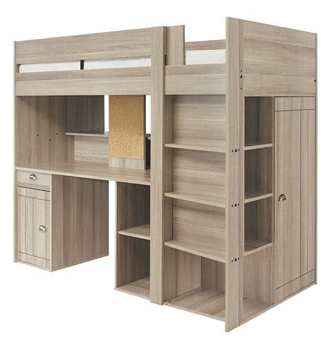 lit mezzanine bureau conforama unique lit mezzanine enfant avec bureau choix de produits