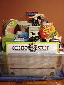 College t baskets I want on Pinterest