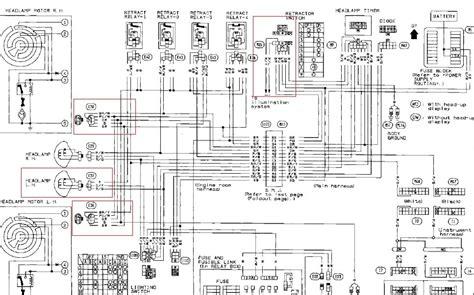 wiring diagram for 2000 nissan xterra