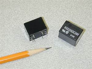 Small Dpdt Relay Is 6amps