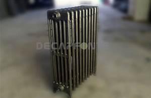 sablage radiateur paris fonte renovation peinture achat With nettoyage interieur radiateur fonte