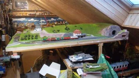 kleine  anlage update modelleisenbahn modellbau