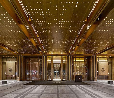 Waldorf Astoria Beijing | Architect Magazine | Adrian ...