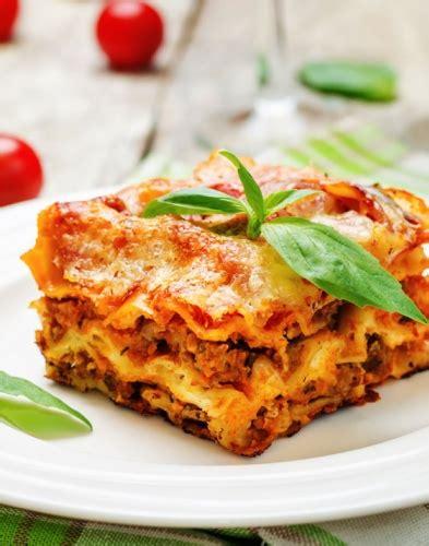 cuisine saine lasagnes bolognaise info recette lasagne bolognaise régal