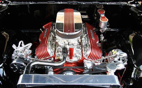 Descargar 2560x1600 Muscle Car Motor Fondo De Pantalla