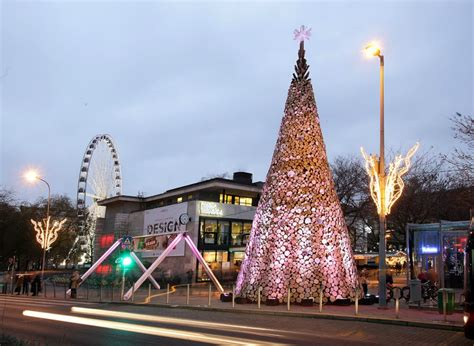 Hello Wood's Massive Christmas Trees Will Be Dismantled