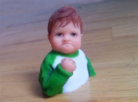 Meme Baby Fist - blog 3d printers give memes a new dimension tct magazine