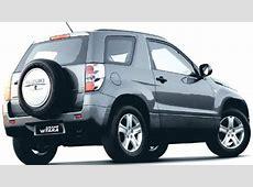 Suzuki Grand Vitara 3door