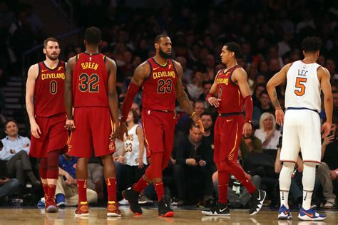 Cleveland Cavaliers Vs New York Knicks Game Preview