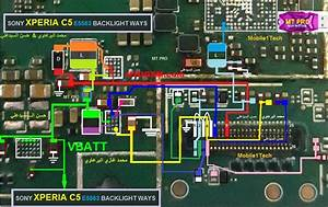 Sony C5 Ultra Diagram