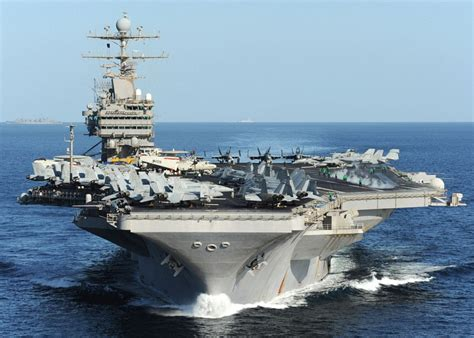 Coming Soon Russianbuilt Super Aircraft Carriers For