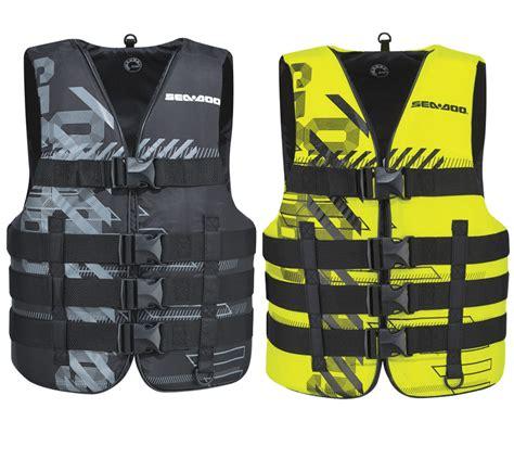 Ski Boat Vest by Sea Doo Navigator Jacket Boat Pwc Jet Ski Swimming