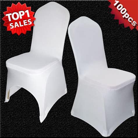 achetez en gros universel couverture de chaise de mariage