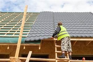 Toiture Bac Acier Prix : prix d 39 une toiture en bac acier ce qu 39 il faut savoir ~ Premium-room.com Idées de Décoration