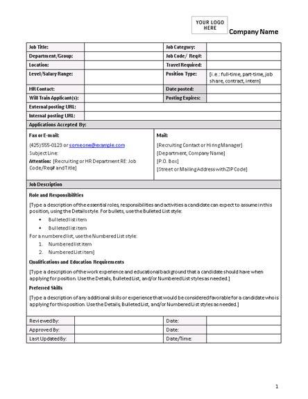 xim tile doc data page description form office templates