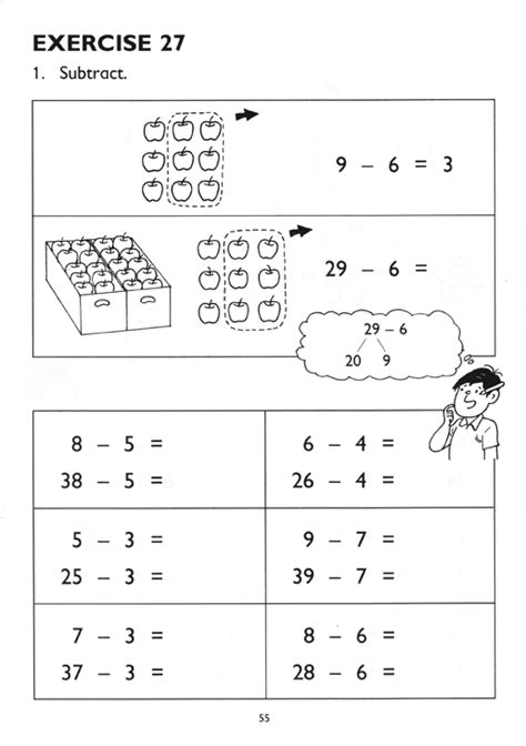 primary one maths worksheets sle maths worksheet for