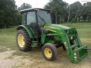 2008 John Deere 5525 Tractors - Utility  40-100hp